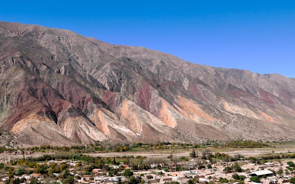 Montanhas de La Paleta del Pintor