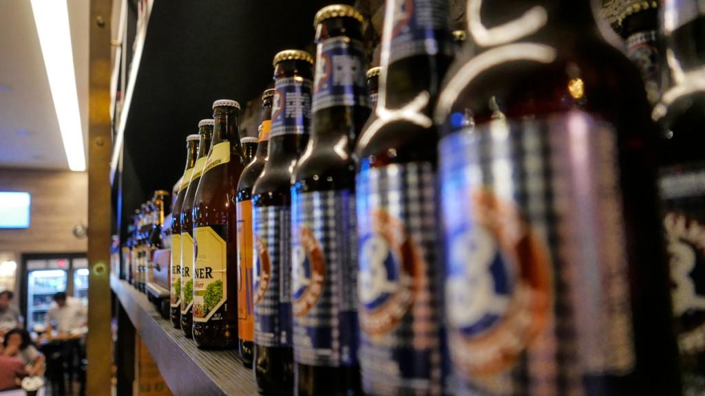 Onde encontrar cerveja artesanal em Botafogo