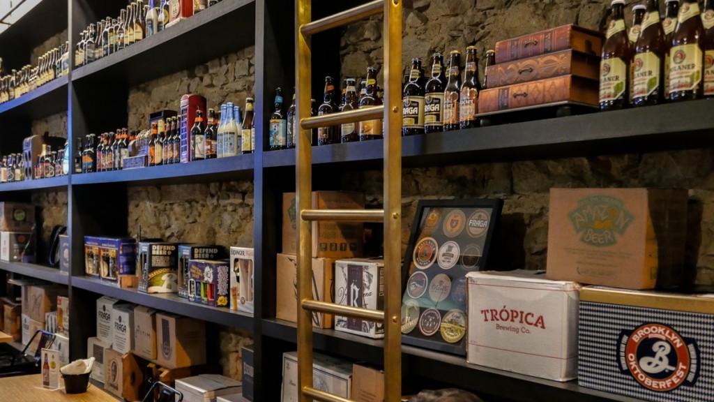 Cervejas artesanais em botafogo