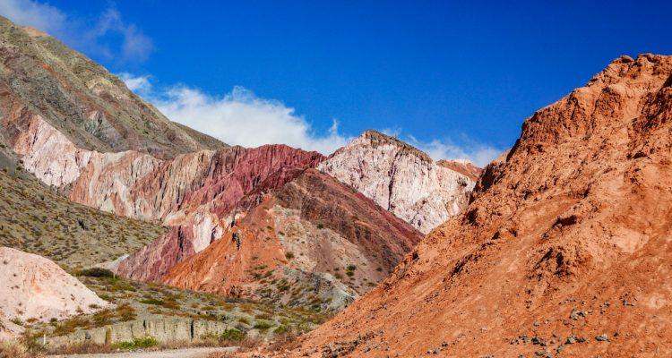 paseo de los colorados, argentina
