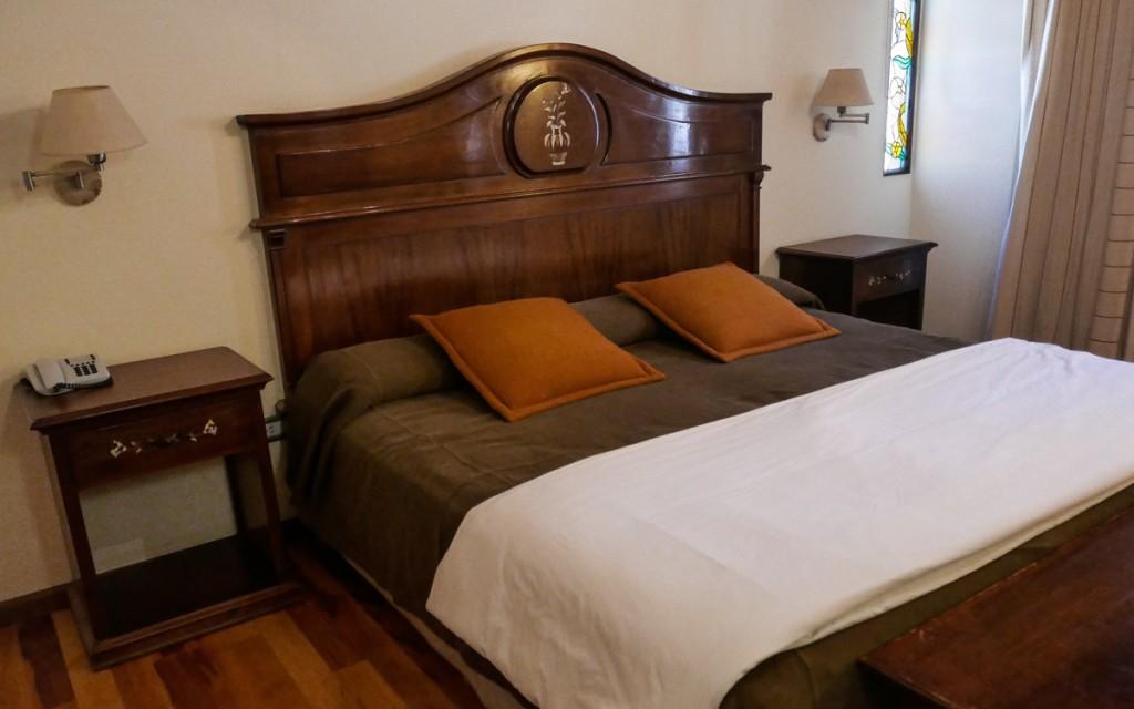 Quarto do Hotel Marques de Tojo em Purmamarca