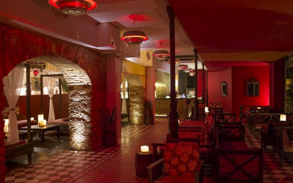 Bar dos Descasados lounge