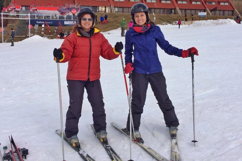 ski em las leñas