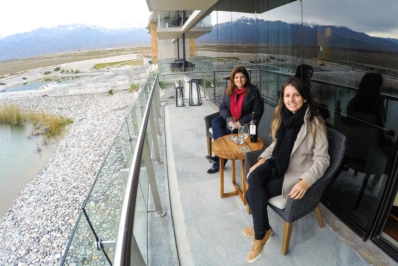 casa de uco wine resort mendoza