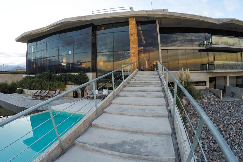 casa de uco wine resort