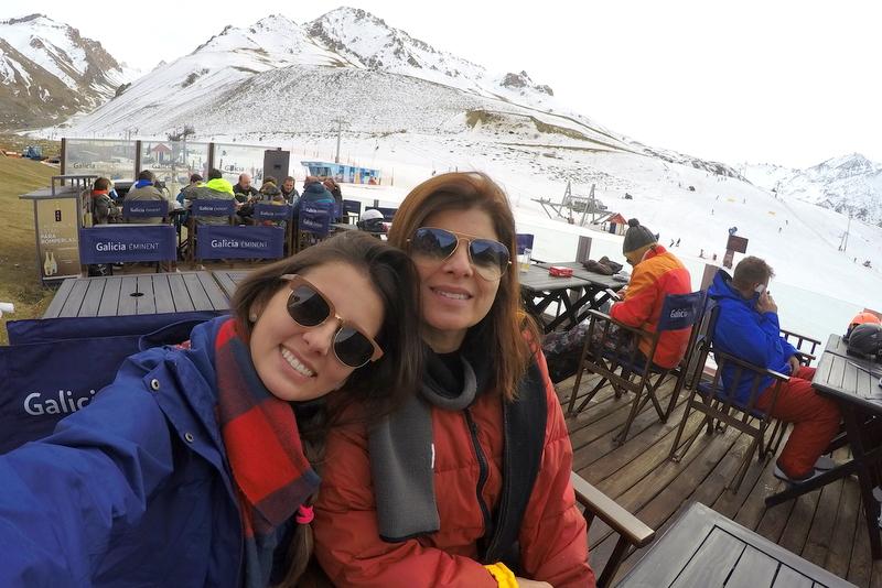 estação de ski las leñas