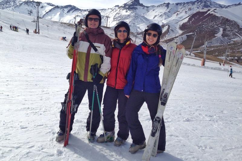 ski las leñas
