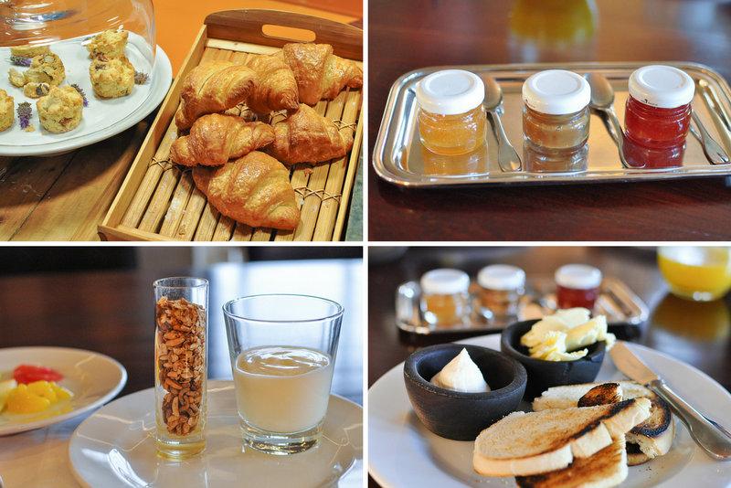 café da manhã casa de uco mendoza