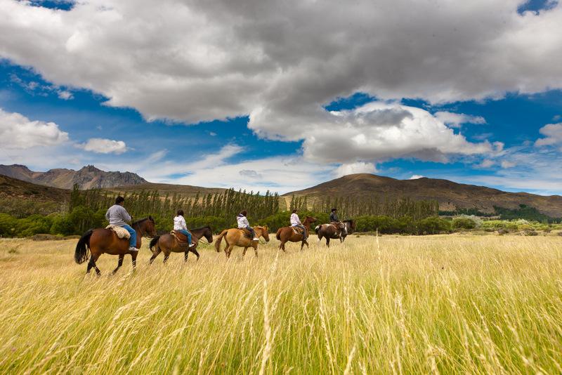 Cavalgadas, Esquel, Argentina