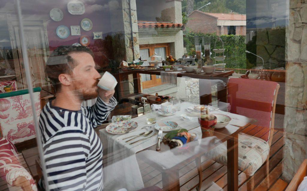 Café da manhã Kkala