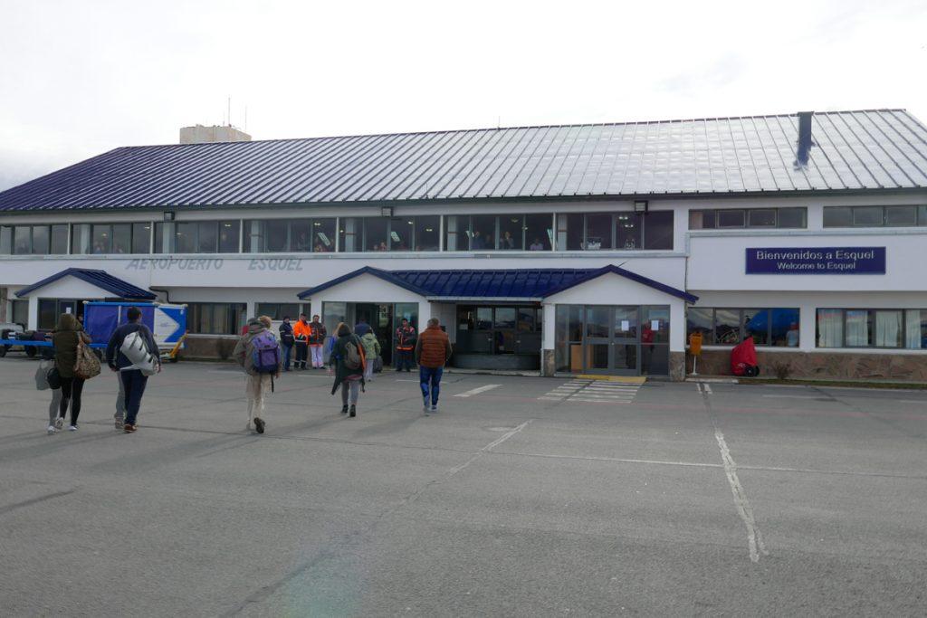 Aeroporto Esquel Argentina