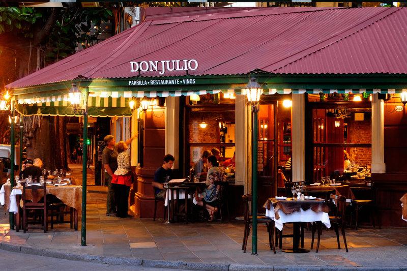 cafés e restaurantes em palermo