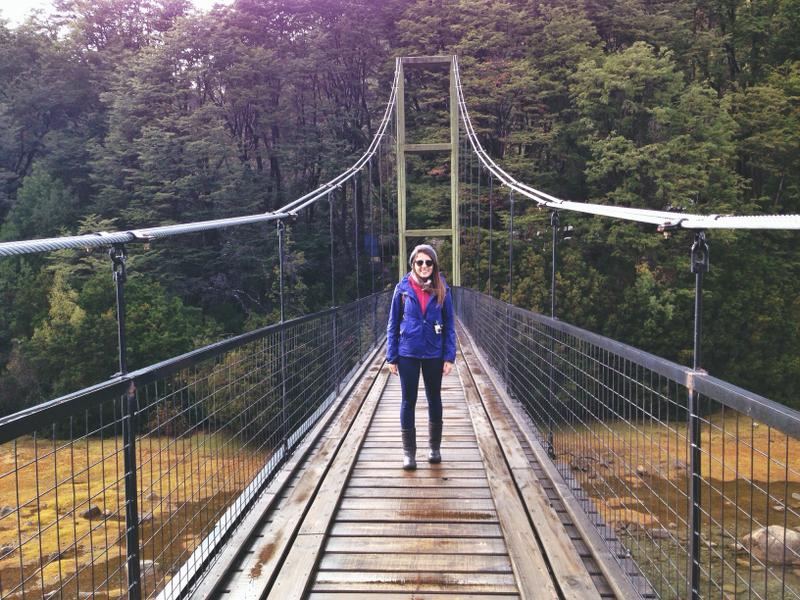Ponte sob Rio Menendez