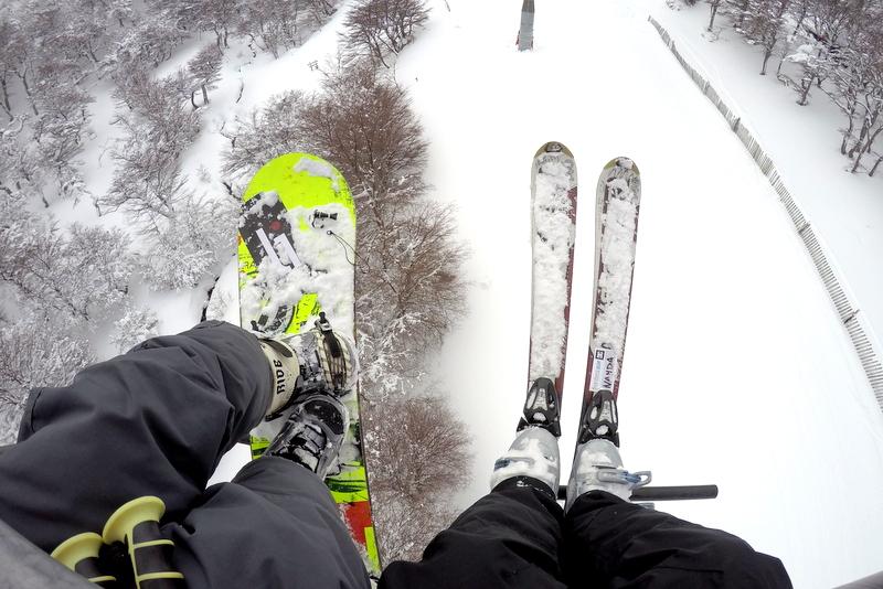 Esqui e Snowboard Argentina