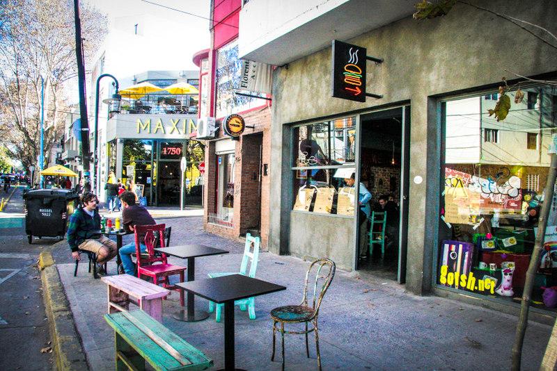 cafés e restaurantes em palermo soho
