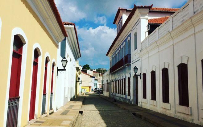 centro historico de são luis
