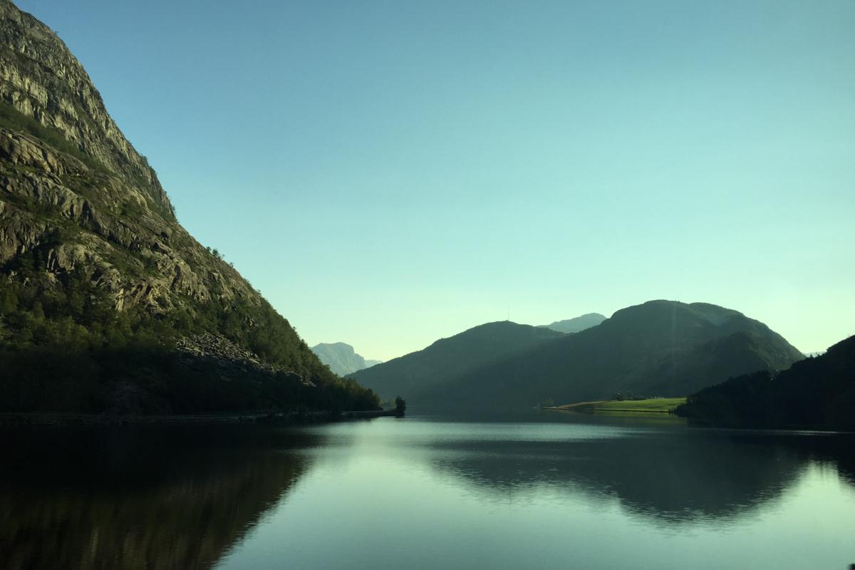 Foto Kjerag Noruega