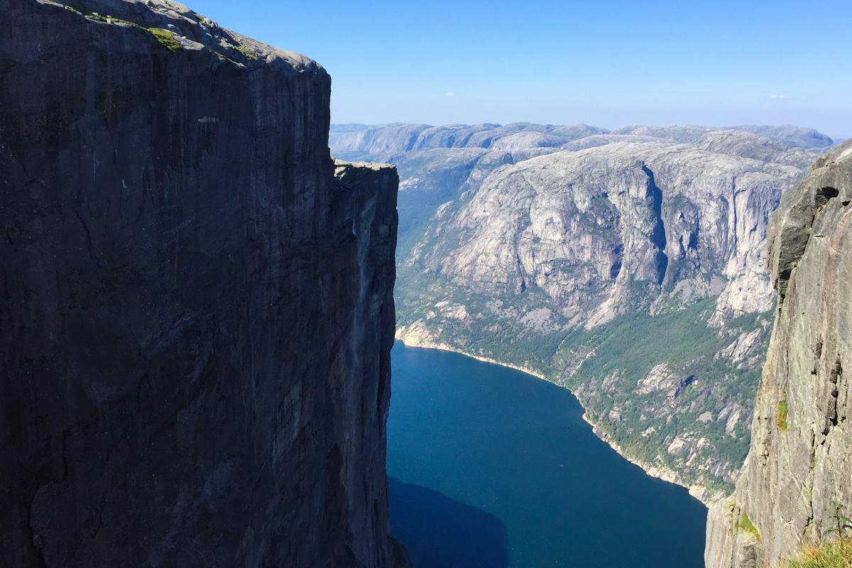 fiorde noruega