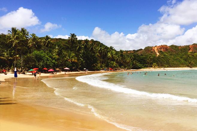 praia de coqueirinho paraíba