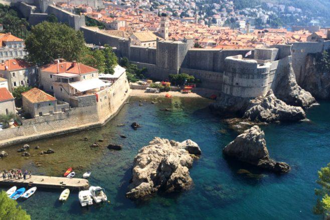 O que conhecer em Dubrovnik Croácia