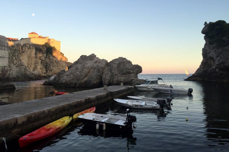Passeio ilha Lokrum Croácia