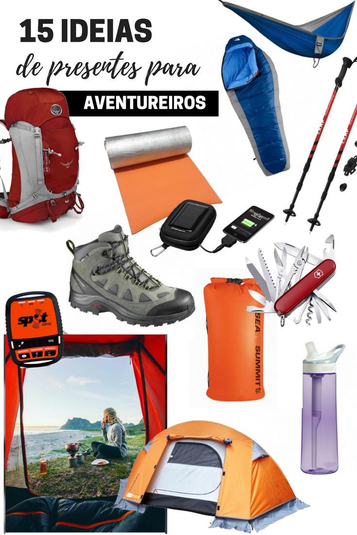 ideias presentes amigo aventureiro