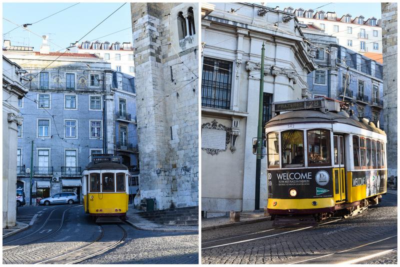 Elétrico 28, Lisboa