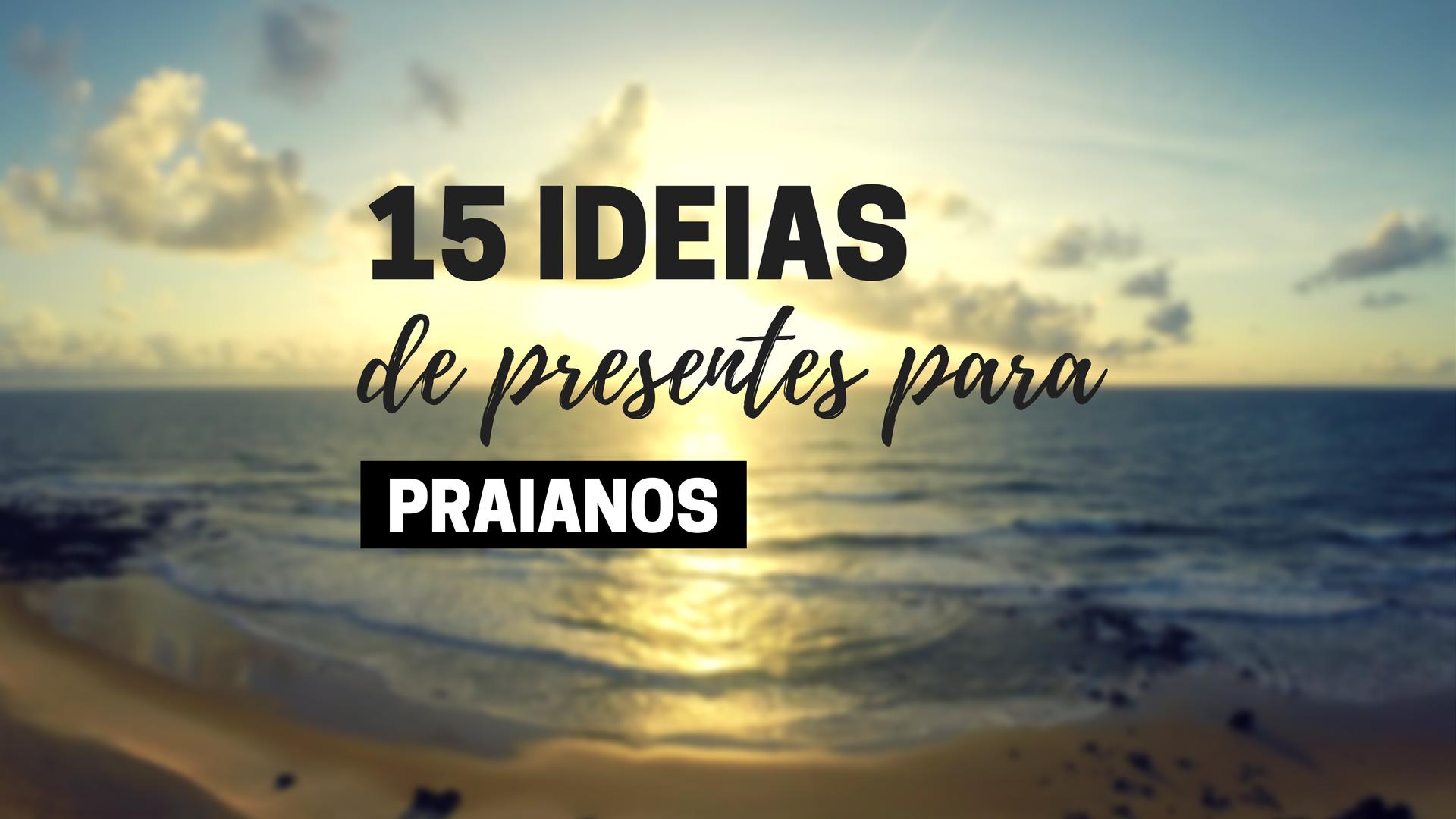 d654533284068 15 ideias de presentes para viajantes que curtem praia   Mala de ...