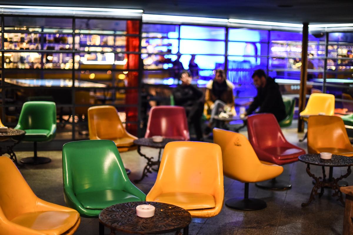 Lounge Rio Maravilha Lisboa