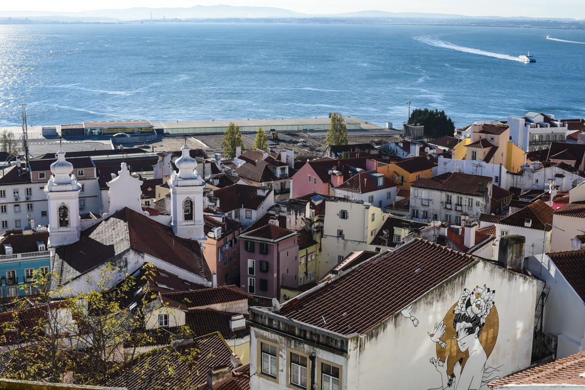 Bairro Alfama, Lisboa