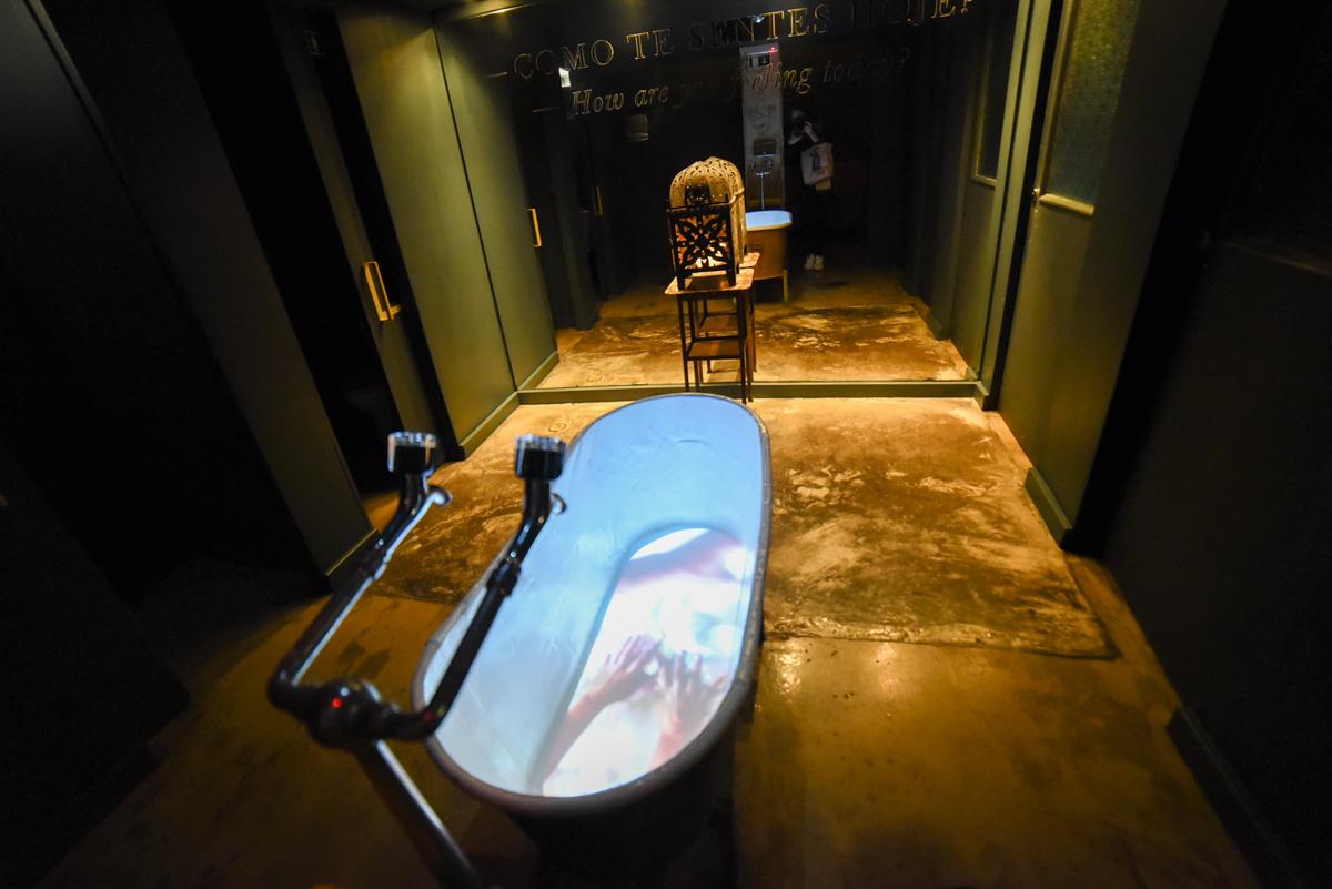 Banheiro Rio Maravilha