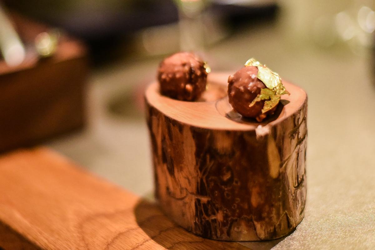 Ferrero Rocher: parece que é mas não é!