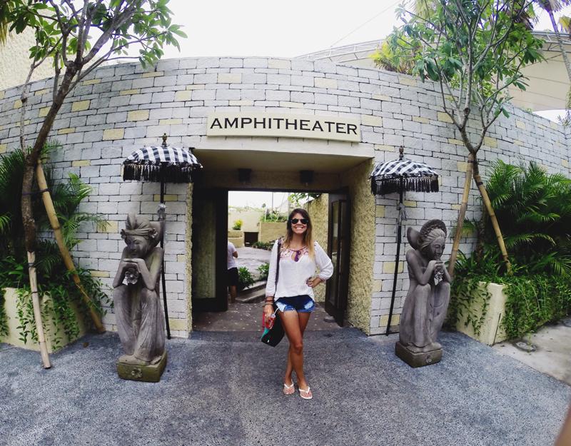 Garuda Wisnu Kencana, o parque cultural de Bali