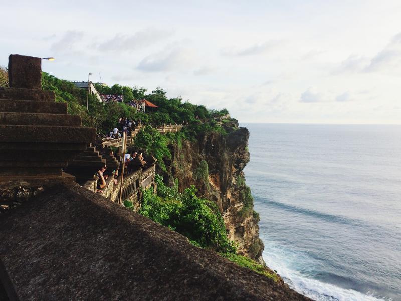Visita ao Uluwatu Temple
