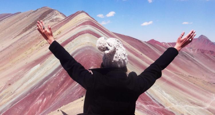 passeio rainbow mountain peru