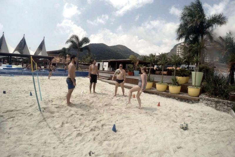 Quadra de Areia Rio Beach Club