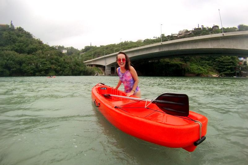 Passeio de kayak 360 sports