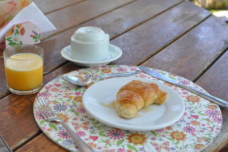 Pousada Paraíso café da manhã