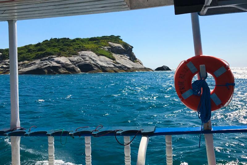 Mergulho Ilha Branca