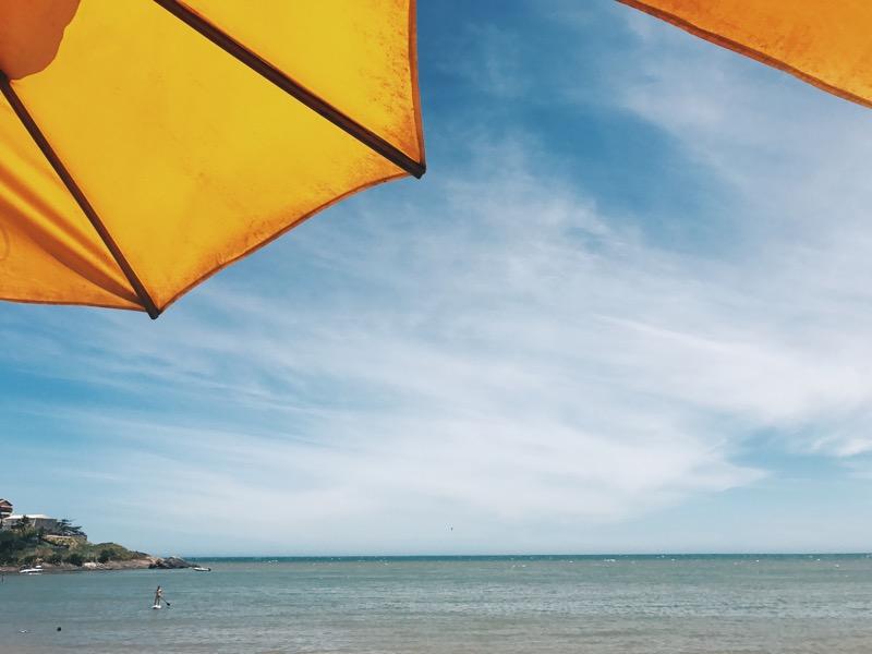 Praia da Areia Preta Iriri