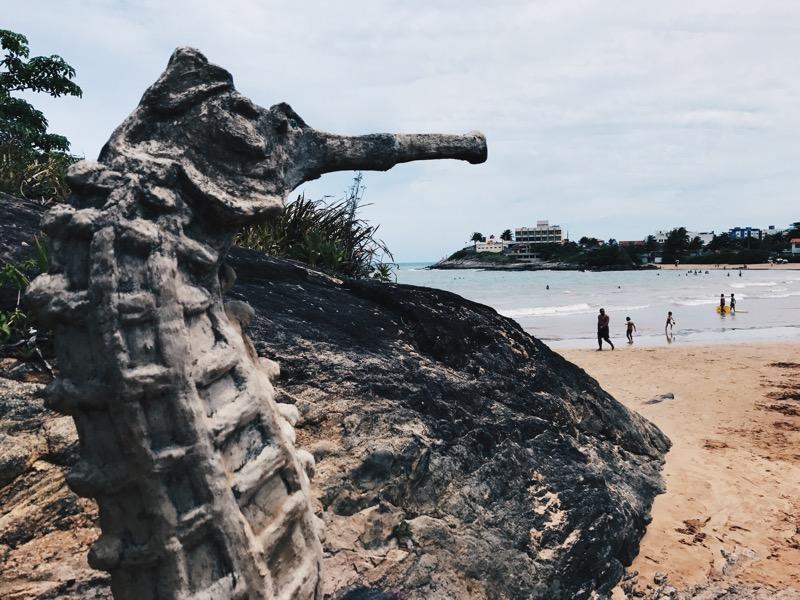 Praia de Iriri Espirito Santo