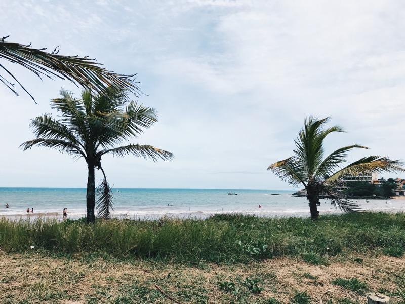 Praia dos Namorados Iriri