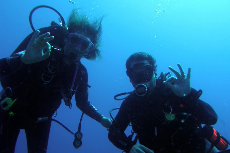Scuba diving Búzios Brazil