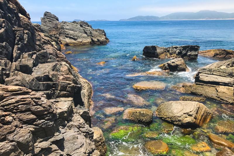 Pedras litoral Búzios