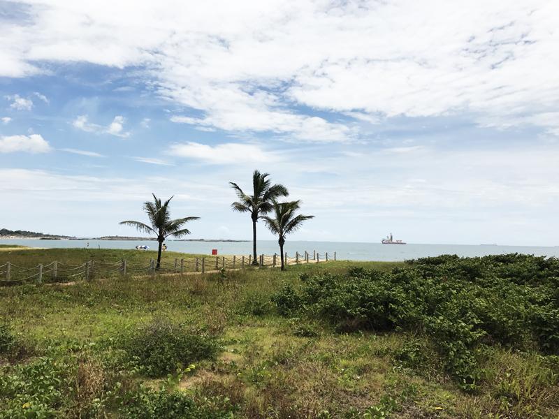 Praia da Costa em Vila Velha