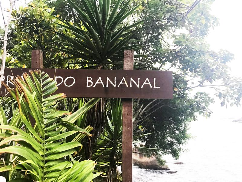 Praia do Bananal Morro do Moreno Vila Velha