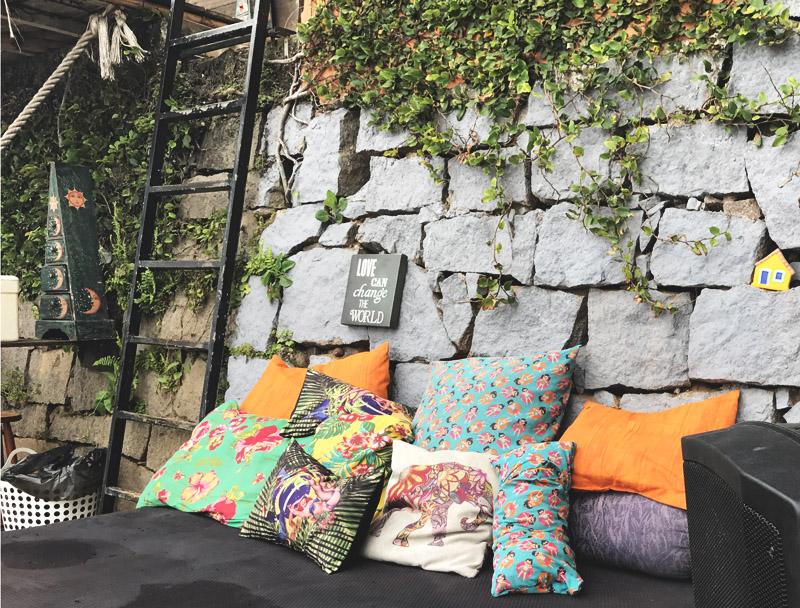 Lounge das Meninas Praia do Bananal em Vila Velha