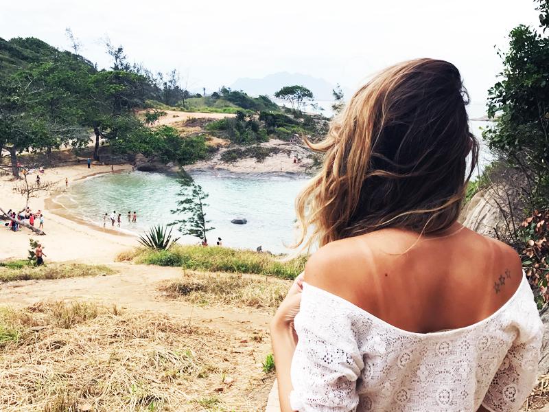 Praia Secreta Vila Velha Espírito Santo