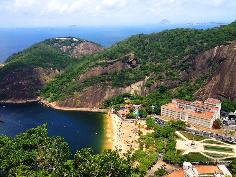 Trilha do Morro da Urca