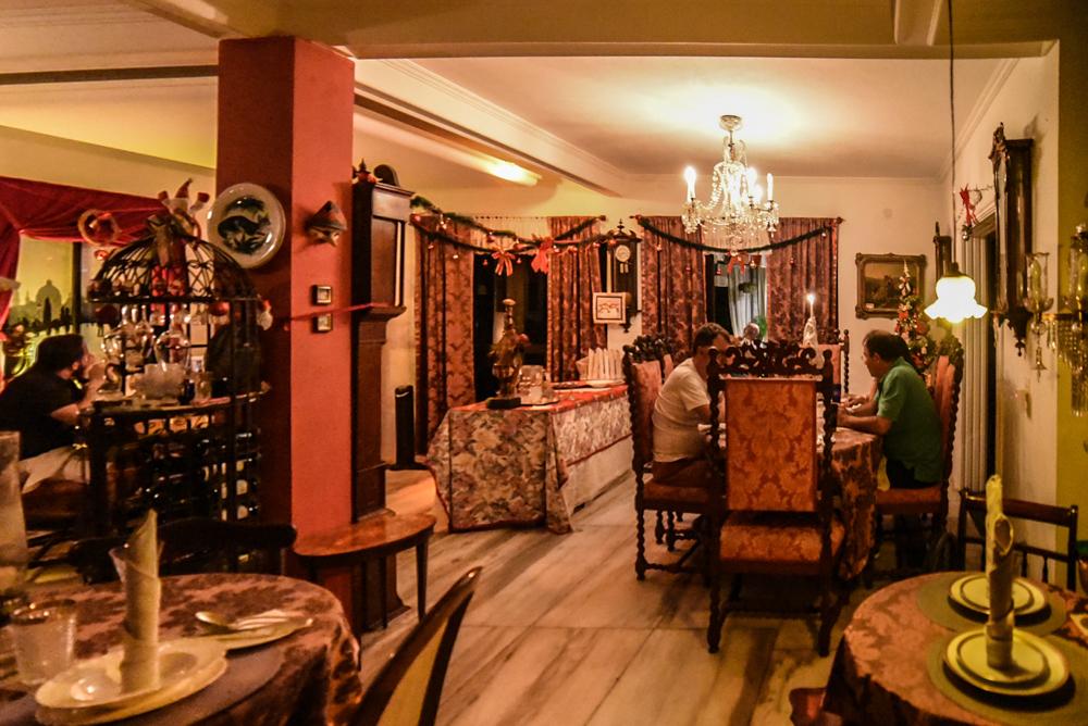 Restaurante Baroque Buzios